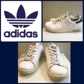 アディダス(adidas)のアディダス♡スタンスミス ネイビー♡(スニーカー)
