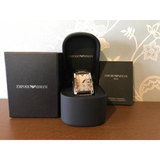 エンポリオアルマーニ(Emporio Armani)のEMPORIO ARMANI メンズ 腕時計(腕時計(アナログ))