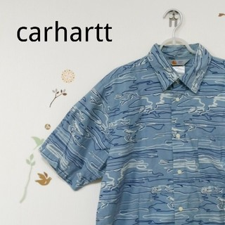 カーハート(carhartt)のヴィンテージ風  Carhartt(シャツ)