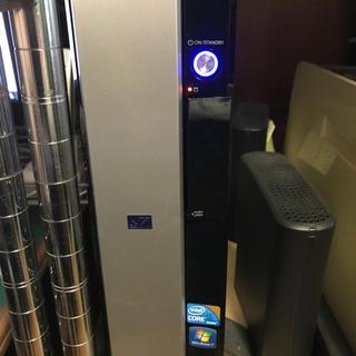 オンキヨー(ONKYO)の(中古PC)ONKYO デスクトップパソコン S715A7(デスクトップ型PC)