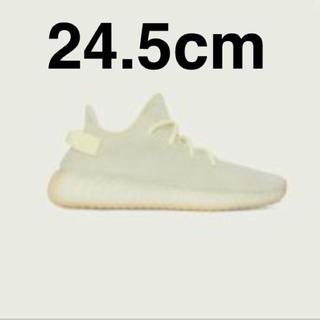 アディダス(adidas)のYeezy Boost 350 V2 Butter 24.5cm(スニーカー)