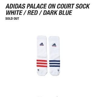 アディダス(adidas)のAdidas Palace On Court Sock 40-42 パレス(ソックス)
