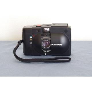 オリンパス(OLYMPUS)のオリンパス XA 超コンパクト35mmフィルムカメラ・美品(フィルムカメラ)