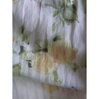 キャサリンロス(KATHARINE ROSS)のKatharine Ross キャサリンロス スカート 黄色 レモン柄(ひざ丈スカート)