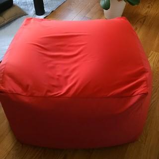 MUJI (無印良品) - 無印良品 体にフィットするソファ 本体とカバーのセット