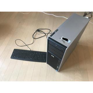 ヒューレットパッカード(HP)のGTX1060搭載 Z400ワークステーション(デスクトップ型PC)