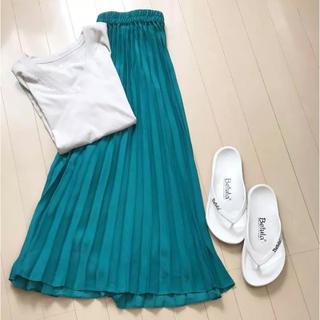 ザラ(ZARA)のアメリカンホリック☆人気カラーロングスカート(ロングスカート)