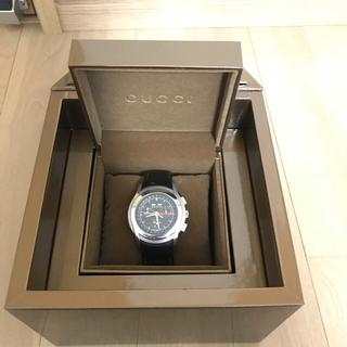 グッチ(Gucci)のgucci 5500 chrono クロノグラフ トリプルカレンダー(腕時計(アナログ))