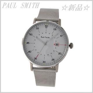 ポールスミス(Paul Smith)のポールスミス PAUL SMITH P10075 メンズ 腕時計(腕時計(アナログ))
