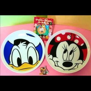 Disney - ディズニー 皿 セット おまけ付き