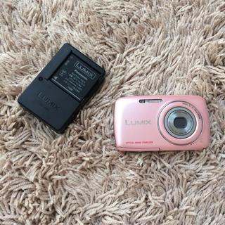 パナソニック(Panasonic)のLUMIXデジカメ(コンパクトデジタルカメラ)