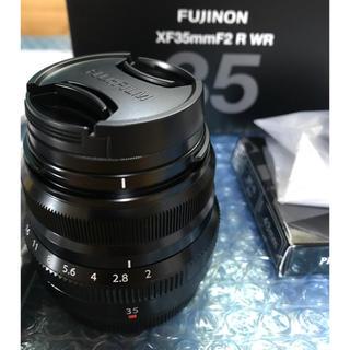 富士フイルム - FUJIFILM フジノン XF35mmF2 R WRブラック
