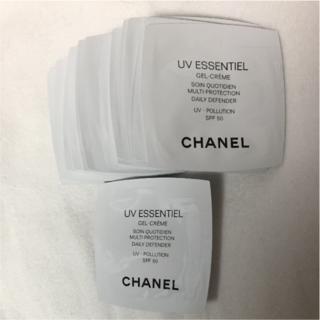 シャネル(CHANEL)の新品未使用 シャネル  UV エサンシエル ジェルクリーム 50(日焼け止め/サンオイル)