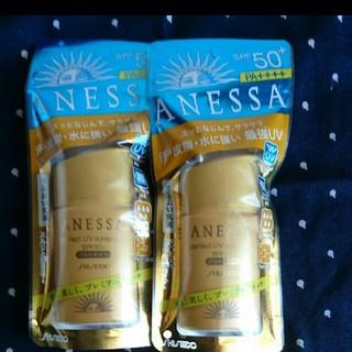 アネッサ(ANESSA)の【新品】2個セット アネッサ UV(日焼け止め/サンオイル)