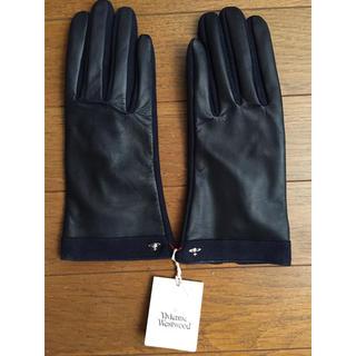 Vivienne Westwood - ヴィヴィアンウエストウッド  レザー手袋