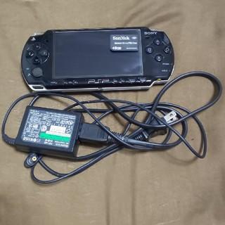 プレイステーションポータブル(PlayStation Portable)のPSP2000ソフトセット(携帯用ゲーム本体)