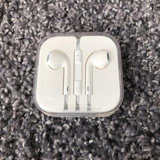 iPhone - iPhone 純正 イヤホン 未開封 アイフォン