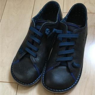 カンペール(CAMPER)のカンペール レザー レースアップシューズ(ローファー/革靴)