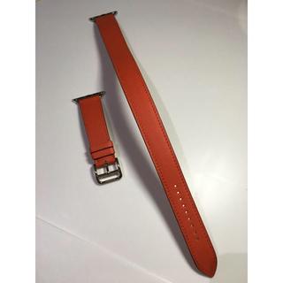 アップルウォッチ(Apple Watch)のHermes ドゥブルトゥール Apple Watch シリーズ3 38mm(その他)
