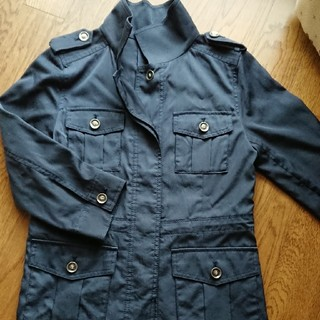 ヴァンドゥーオクトーブル(22 OCTOBRE)の「着やすい22OCTOBRE」36サイズ、裏無しジャケットです。(その他)