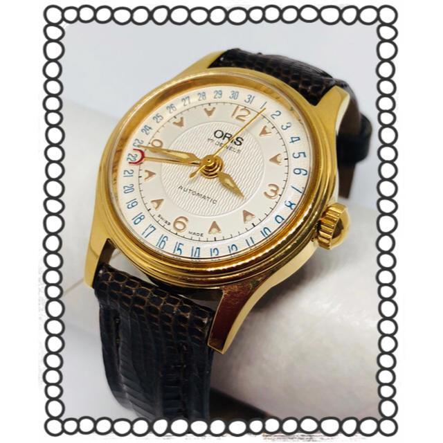95309dc38b ORIS - オリス 腕時計 レディースの通販 by マンゴー's shop|オリスなら ...