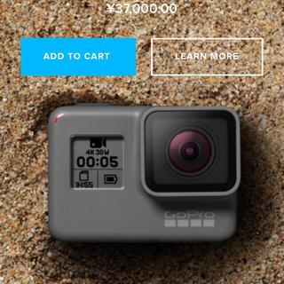 ゴープロ(GoPro)の国内正規品 GoPro ゴープロ HERO5 BLACK(ビデオカメラ)
