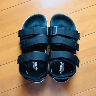 adidas - 新作 adidas アディダス アディレッタ  サンダル 23.5cm