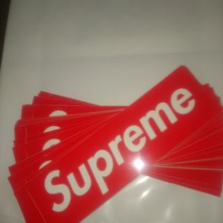 シュプリーム(Supreme)のSupremeステッカー 50枚(その他)