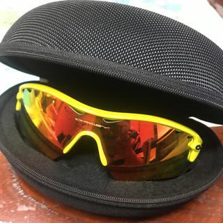Oakley - オークリー  レーダーパス 偏光レンズ サングラス