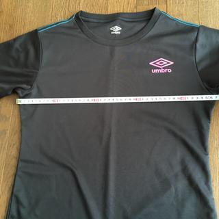 アンブロ(UMBRO)のアンブロ Tシャツ  黒(Tシャツ(半袖/袖なし))