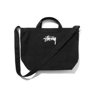 ステューシー(STUSSY)の【新品】STUSSY/ステューシー ロゴ入り 2WAY トートバッグ(ショルダーバッグ)