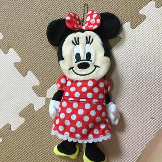 ディズニー(Disney)のミニーちゃん キーホルダー(キーホルダー)
