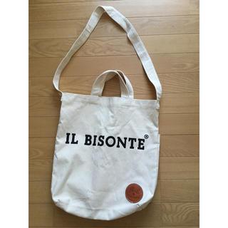 イルビゾンテ(IL BISONTE)のIL BISONTE 2wayバッグ(トートバッグ)