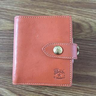 イルビゾンテ(IL BISONTE)のイルビゾンテ がま口財布(財布)