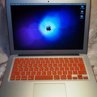 マック(Mac (Apple))のMMGF2J/A  MacBook air 13inch  極上品(ノートPC)
