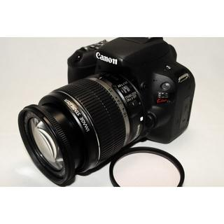 キヤノン(Canon)のEOS kiss X9 手振補正付レンズ!極上美品セット/Canon(デジタル一眼)