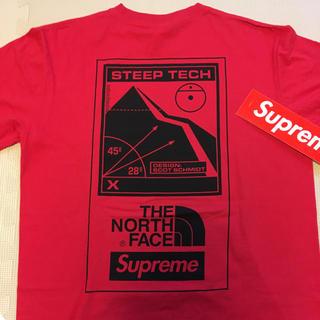 シュプリーム(Supreme)の2016 supreme ノースフェイス Tシャツ(Tシャツ/カットソー(半袖/袖なし))