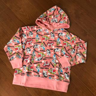 ディズニー(Disney)のパーカー ディズニー プリンセス(Tシャツ/カットソー)