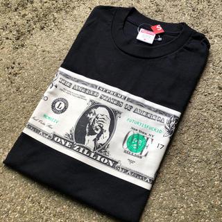 シュプリーム(Supreme)のsupreme ドルT(Tシャツ/カットソー(半袖/袖なし))