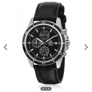 カシオ(CASIO)の未使用品!逆輸入品カシオエディフィス(腕時計(アナログ))