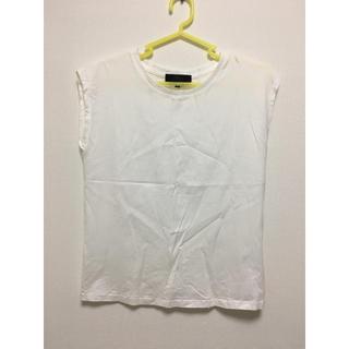 アンタイトル(UNTITLED)の夏セール アンタイトル シンプル Tシャツ(Tシャツ(半袖/袖なし))