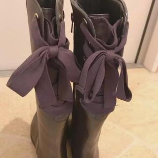 ジルバイジルスチュアート(JILL by JILLSTUART)のジルバイジルスチュアート購入♡レインブーツ(レインブーツ/長靴)