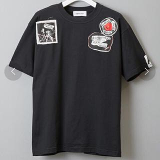 アンブッシュ(AMBUSH)のambush tシャツ パッチ   サイズ1(Tシャツ/カットソー(半袖/袖なし))