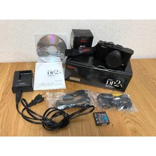 シグマ(SIGMA)のSIGMA DP2x + HA-21 + オートレンズキャップ(コンパクトデジタルカメラ)