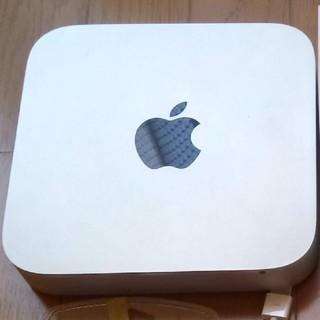 マック(Mac (Apple))のMac Mini(mid2011)(デスクトップ型PC)