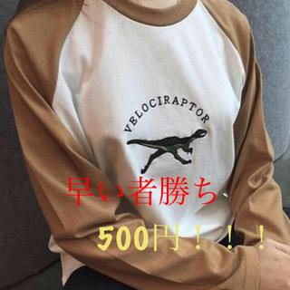 ミックスエックスミックス(mixxmix)のmixxmix ティシャツ(Tシャツ(長袖/七分))