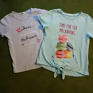 ジーユー(GU)のGUとクラウンバンビのTシャツ140(Tシャツ/カットソー)