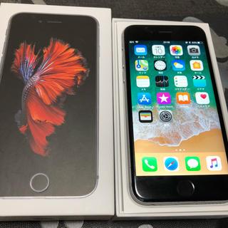 アイフォーン(iPhone)のiPhone6s 64GB   値下げしました(スマートフォン本体)