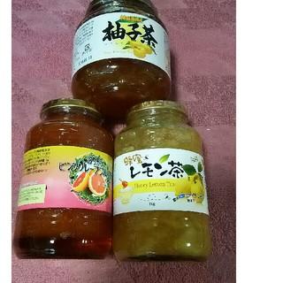 柚子茶 他3本セット(その他)
