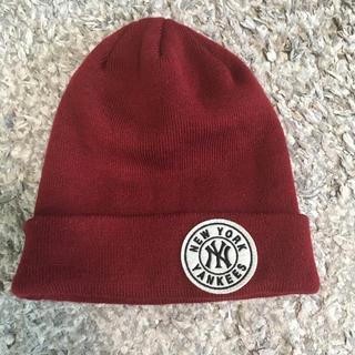 ニューエラー(NEW ERA)のNEWERA ニット帽(ニット帽/ビーニー)